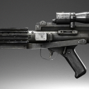 Fusil blaster